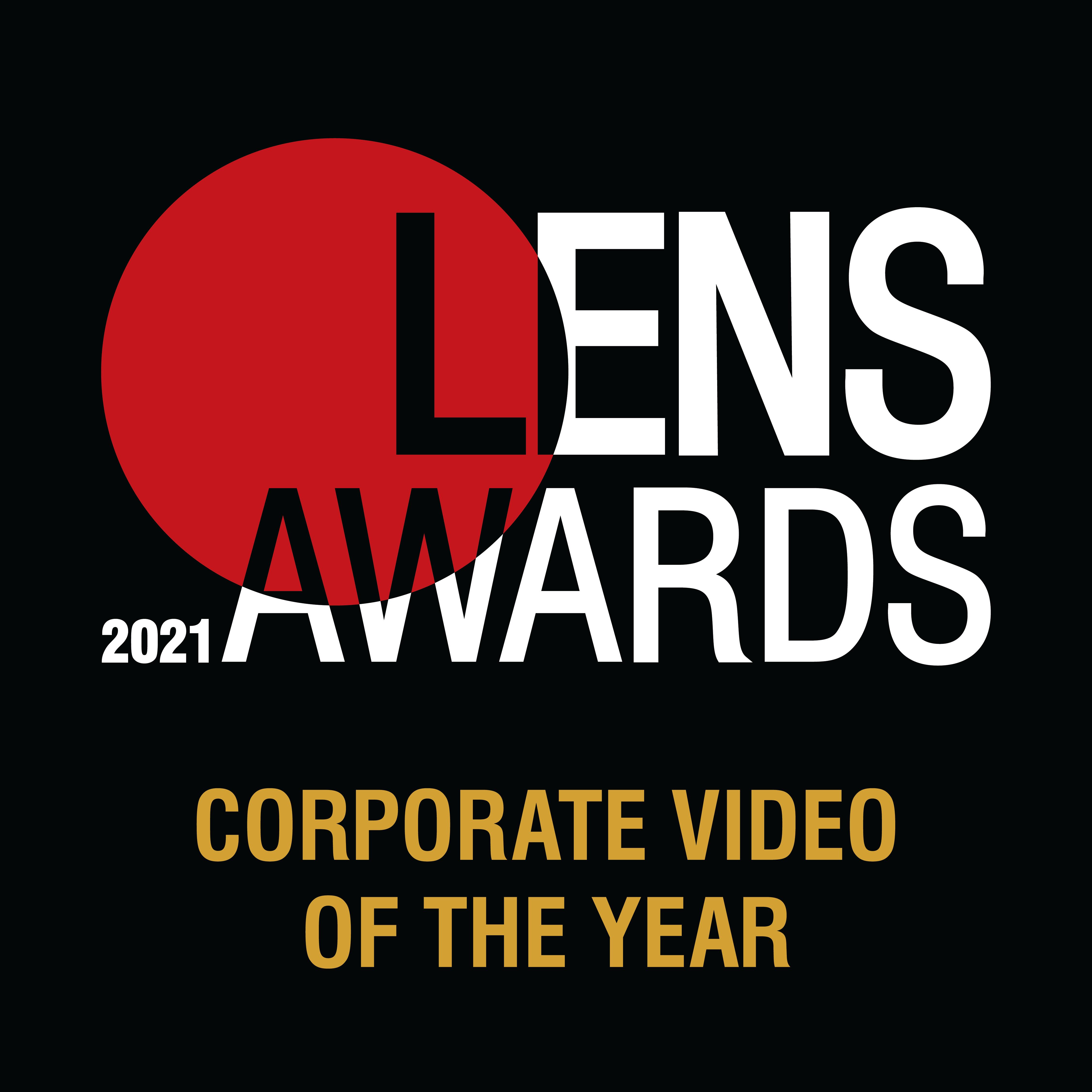 LENS 2021_Winner_Corporate Video